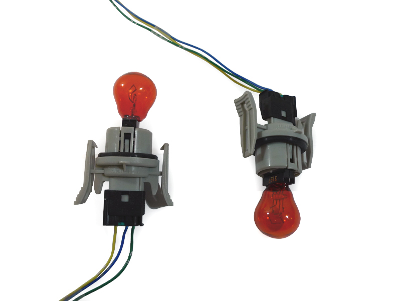 Combo Depo Signal Socket Wiring Connector Bulb For 1997
