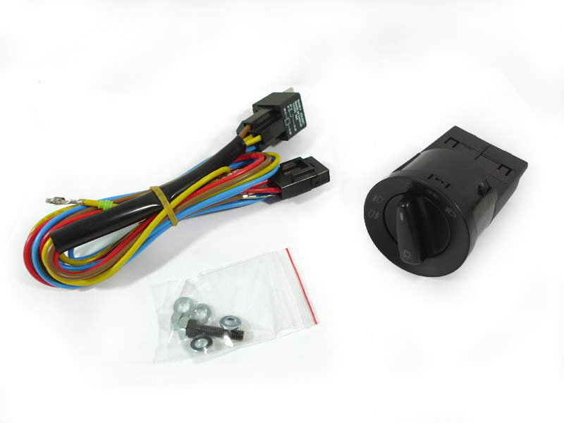 Euro Switch Plus Wiring Adapter Wire For VW Golf GTi & Jetta 4 Mk.IV ...