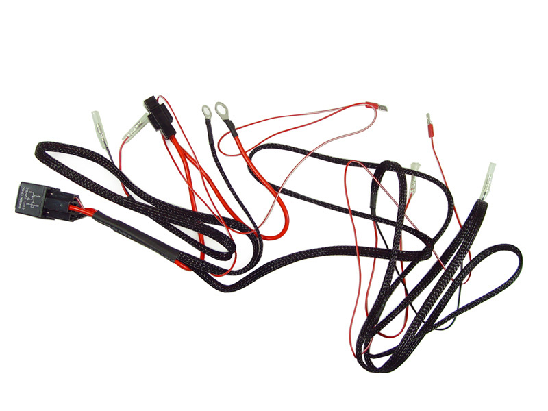 Headlight Halo Kit Wiring Harness Wiring Diagram Wiring